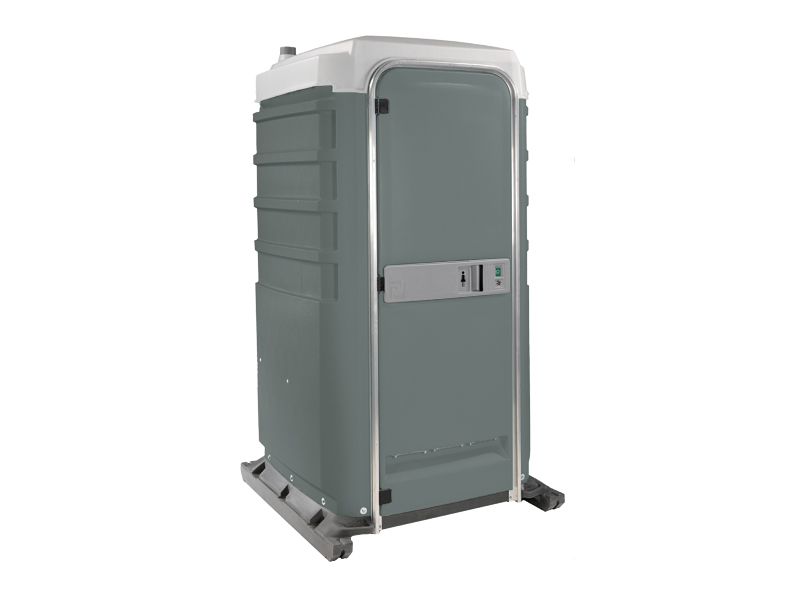 Fleet Portable Toilet - Exterior