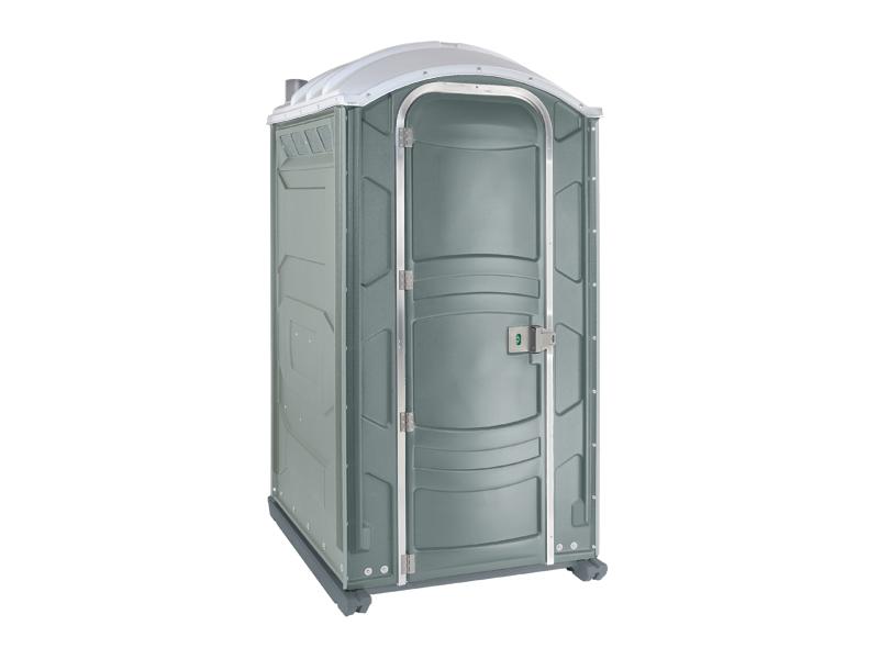 Poly John Portable Toilet - Exterior