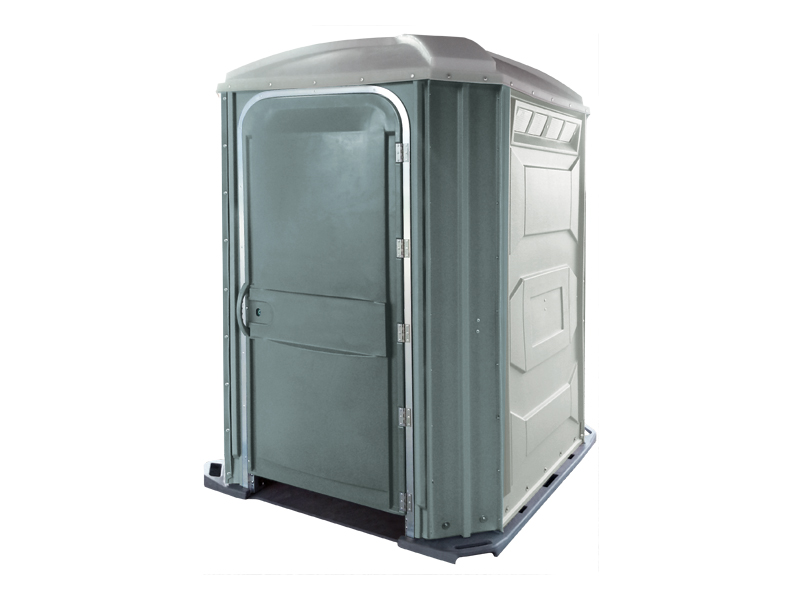 Wheel Chair Accessible Portable Toilet - Exterior